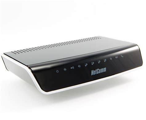 Router Voip netcomm adsl2 wifi modem router with voip nb16wv