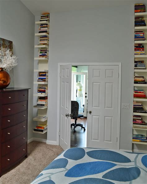 Lack Wall Shelf Unit Hack by Husband Rocks He Modified These Lack Shelves From