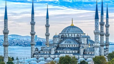 blue mosque the jewel of istanbul islamicity