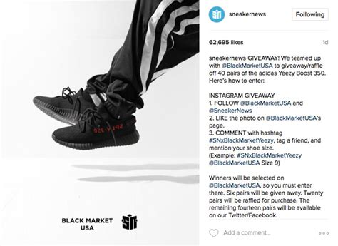 Shoe Giveaways On Instagram - how to sell on instagram 21 ideas strategies tips
