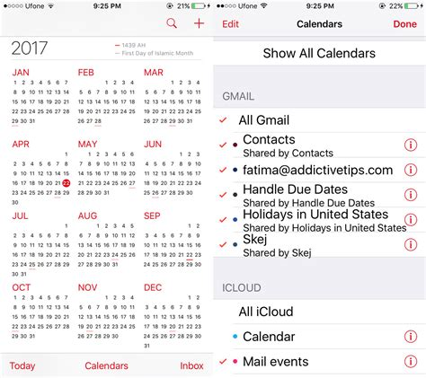 How To Add Calendar To Iphone How To Sync Calendar To Your Iphone Calendar App
