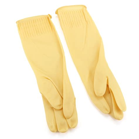 Clean Sleeve Wash 1 pair rubber cleaning wash gloves skincare sleeves for home kitchen dishwashing alex nld