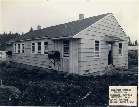 Bremerton Housing Authority bremerton housing authority historic bha photographs