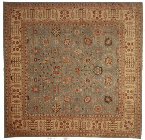 Square Rugs by Square Pakistan Peshawar 12x12 Rug 14067