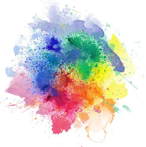 splash color colorpowder color powder splash