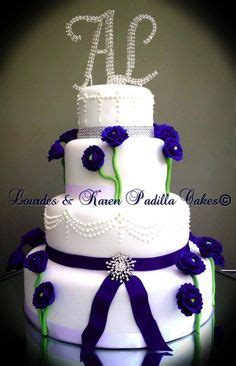 Wedding Anniversary Ideas Nsw by Blue And Silver 30th Birthday Topsy Turvy Cake Cakes I