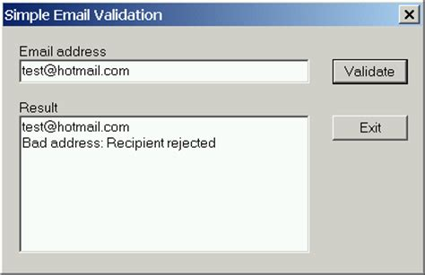 Email Format Validation In Html | email format validation slim image