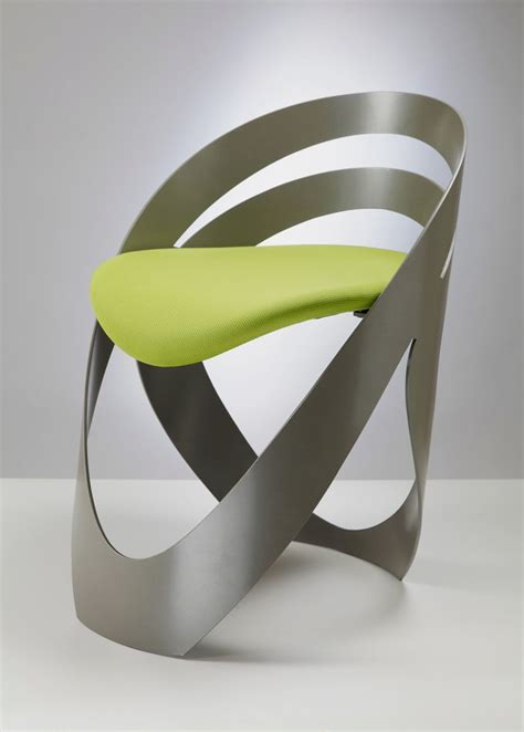 modern and contemporary chair in original design martz