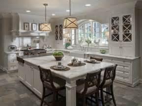 Stationary Kitchen Islands 32 Magnificent Custom Luxury Kitchen Designs By Drury Design