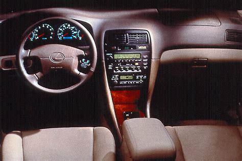 2001 lexus es300 interior 1997 01 lexus es 300 consumer guide auto
