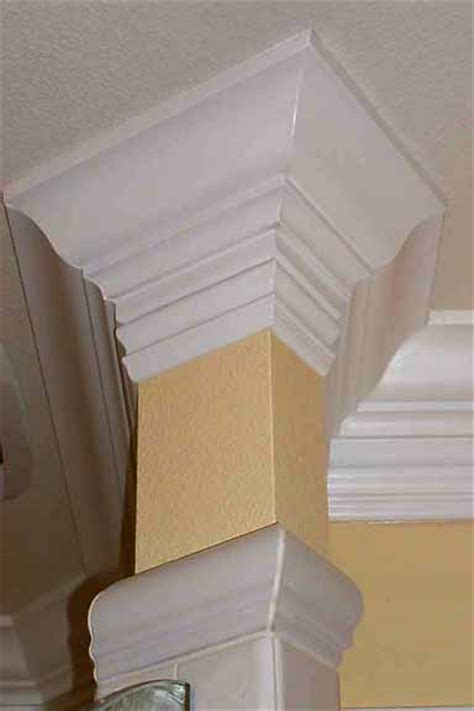 How To Cut Crown Molding Angles For Kitchen Cabinets by Crown Moulding Sizes And Angles