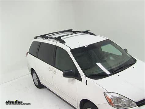 Roof Rack Toyota Roof Rack For 2000 Toyota Etrailer