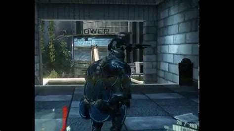 best stealth crysis 2 best stealth kill real 3rd person view pc