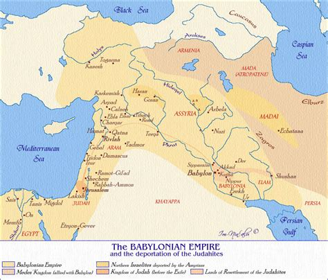 babylon and jerusalem map daily truthbase jeremiah 49 52 babylon the destroyer and