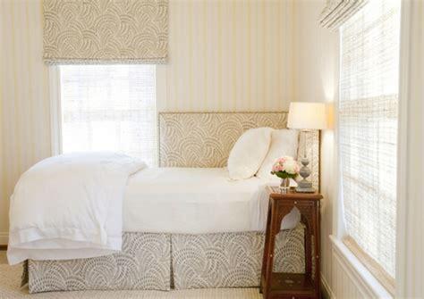 Bett Hinterwand by 7 Hinweise Wie Das Kleine Schlafzimmer Gr 246 223 Er Aussehen Kann