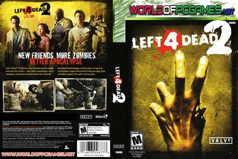 free download games for pc full version left 4 dead left 4 dead 2 free download full version pc game iso