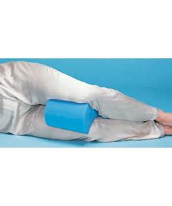 Between The Knees Pillow by Hermell In Between The Knee Pillow W Terry Cover