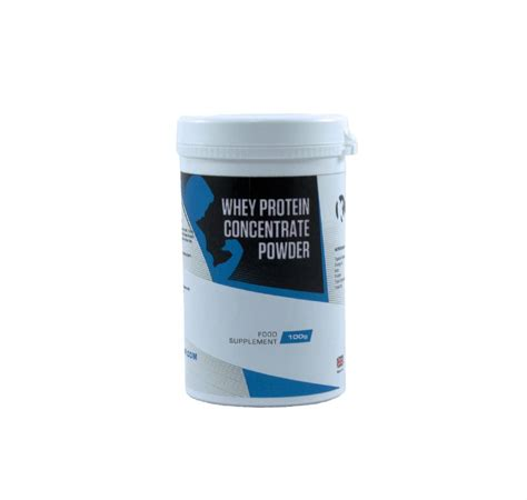 protein juice powder whey protein concentrate powder 100g
