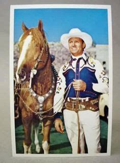 cowboy film makes hero a poser 0 johnny mack brown western movie hero with his horse