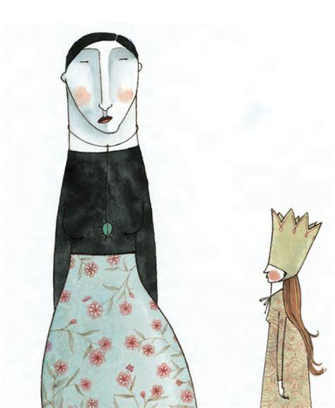 elena odriozolas illustrations  la princes book
