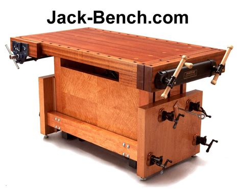 adjustable height diy workbench plans woodworking