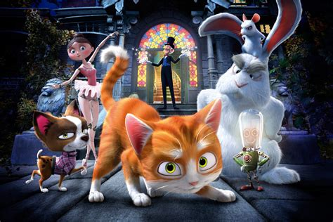house of thunder u s thunder and the house of magic trailer debuts animation magazine