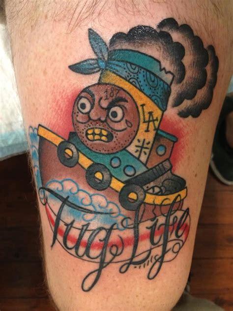 tugboat tattoo designs 116 best tug images on ideas
