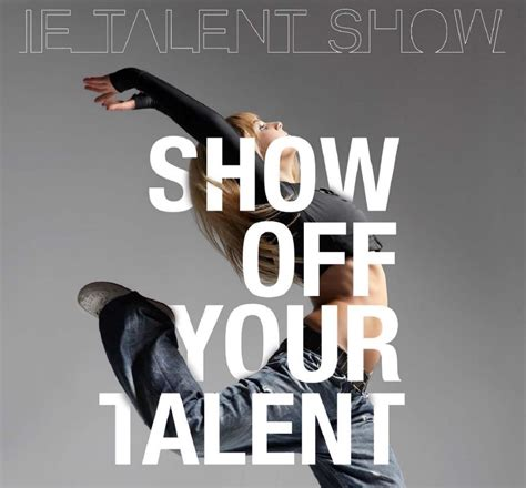 best talent show the edition of the ie talent show ie business