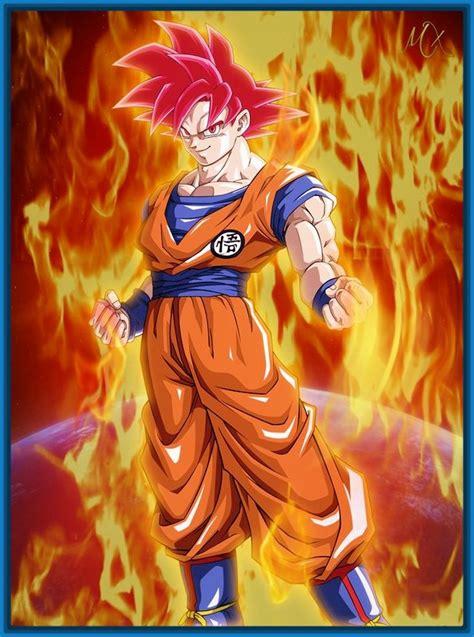 imagenes goku dios las mas originales imagenes de son goku de dragon ball