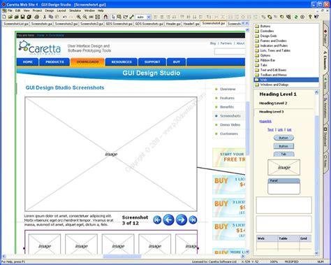 html gui design tool gui design studio professional v5 1 167 0 a2z p30 download