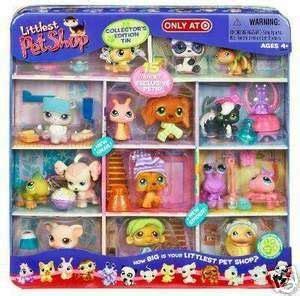 littlest pet shop lps collectible tin target exclusive oop