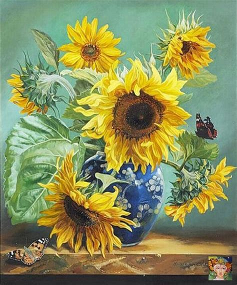 manufacturer famous sunflower painting famous sunflower 17 best images about art sunflowers on pinterest