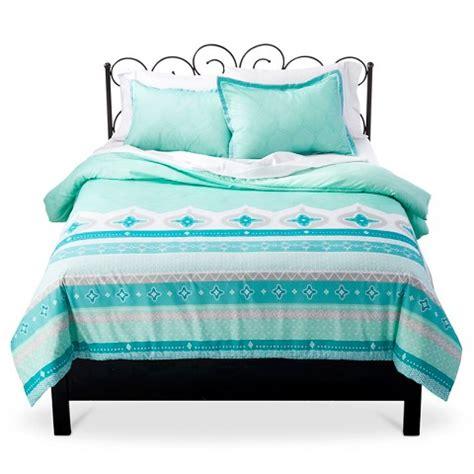 xhilaration printed ogee comforter set target