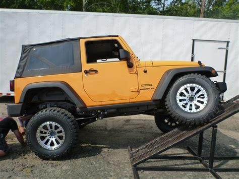 Lift Kit For 2012 Jeep Wrangler Jeep Wrangler 4 5 Quot Arm Lift Kit 2012 2017 Jk