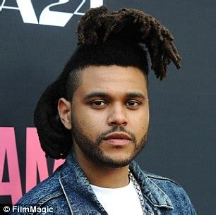 the weeknd hair 2015 the weeknd chops off long locks that helped make him