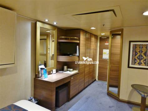 Msc Divina Room Plan by Msc Divina Interior Details