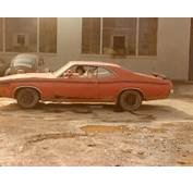 1971 Cyclone Spoiler 429cj Car  Mercury Muscle Pinterest