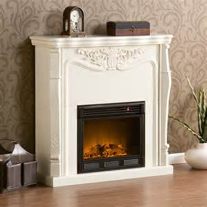 clearance electric fireplaces clearance indoor electric fireplace ivory white fa5655e ebay