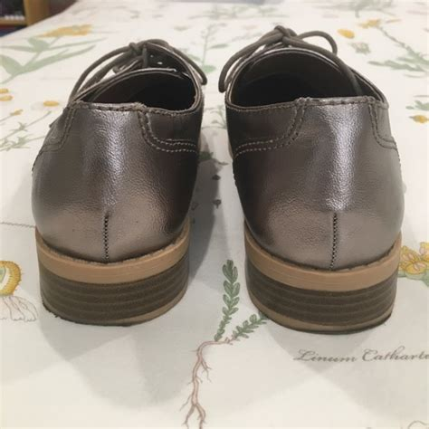 mossimo oxford shoes 44 mossimo supply co shoes mossimo metallic pewter