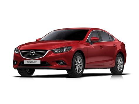 Mazda 6 Saloon 2 0 Se L Lux Nav Car Leasing