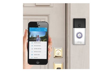 ring wi fi enabled video doorbell ring wi fi enabled video doorbell gadget com
