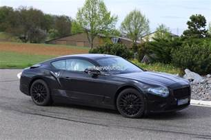 Bentley Continental 2018 Bentley Continental Gt Spied Testing In Germany