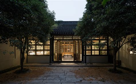 historic house renovation historic house renovation in suzhou b l u e architecture studio archdaily