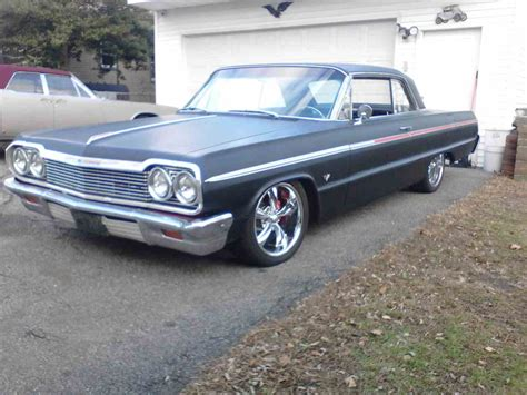 1964 chevy impala 1964 chevrolet impala ss for sale classiccars cc