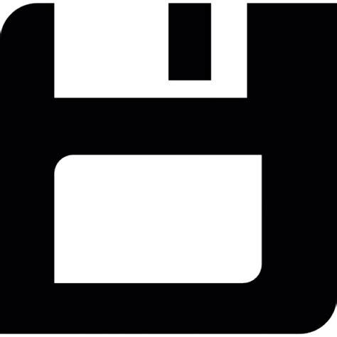 Disquete, guardar símbolo interfaz | Descargar Iconos gratis