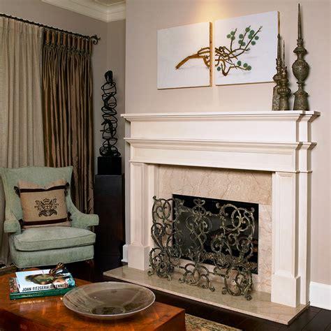 Plaster Fireplace Mantels by A Plus Inc Buckhead