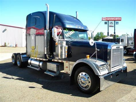Freightliner 84 Inch Sleeper For Sale by Freightliner Classic Xl Cars For Sale
