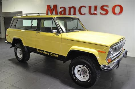 jeep chief for sale 1978 jeep cherokee for sale 1929622 hemmings motor news