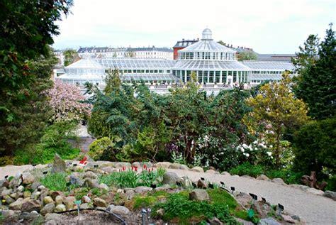 Copenhagen Botanical Garden Botanical Gardens Copenhagen Greenhouses Sightseeing Free City Guides