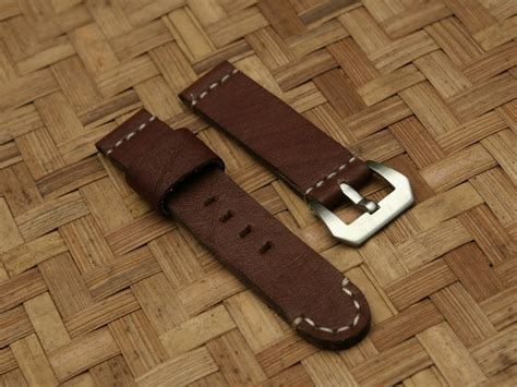 Leather Coklat Size 22 Mm Dayan S Day For Sale Genuine Calf Leather 22mm